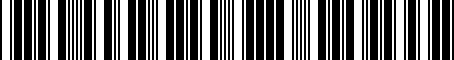 Barcode for 5N0057342B