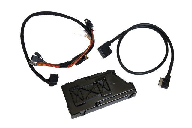 Diagram Media Digital Interface (MDI) Retrofit Kit (5N0057342B) for your Volkswagen CC