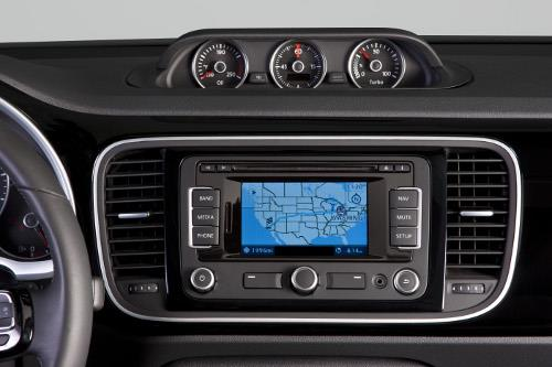 Diagram Display unit. GPS Navigation System. - Black (1K0057274A) for your 2014 Volkswagen CC